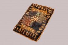 Malatya'nın Meşhur Kayısı Özel Hasır Sepet (2000 gr)