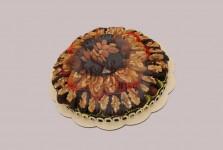 Malatya Kayısı Özel Yuvarlak Sepet (1200 gr)