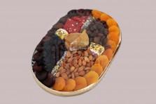 Malatya Kayısısı Büyük Oval Sepet (900 gr)