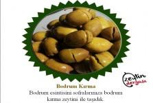 Bodrum Kırma Zeytin 1 KG