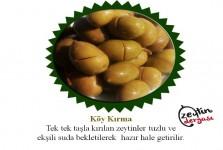 Köy Kırma Zeytin 1 KG