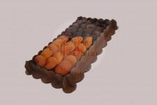 Malatya Kayısısı Karışık Kare Sepet (1000 gr)