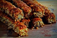 Amasya Burma Cevizli Haşhaşlı Çöreği