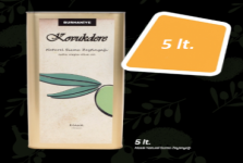 Naturel Sızma Zeytinyağı – Klasik 5 lt