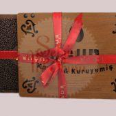 Kuru Malatya Kayısısı Özel Ahşap Kutu (1200 gr)