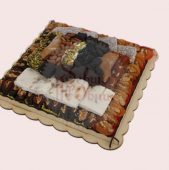 Malatya Meşhur Kayısı Özel Kare Sepet (2000 gr)