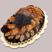 Malatya'nın kayısısı Özel Oval Sepet (1600 gr)