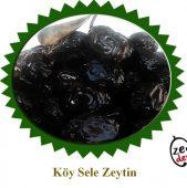 Siyah Köy Sele Zeytini 1 KG