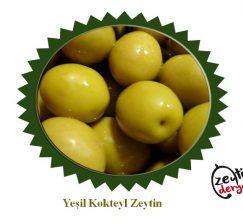 Kokteyl Yeşil Zeytini (1000 gr)