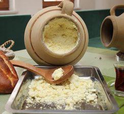 Meşhur Yozgat Çanak Peyniri